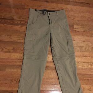 Prana Pants - Men's Prana Hiking Pants